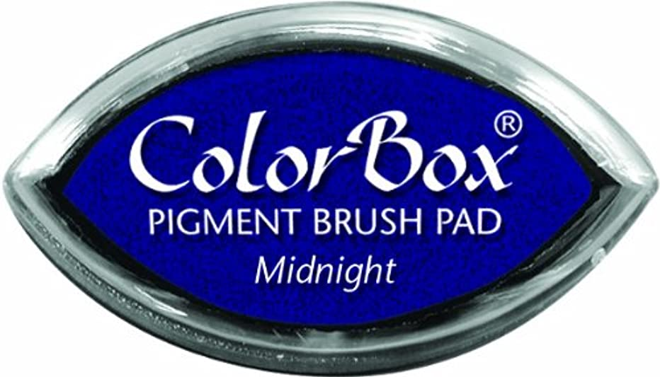 CLEARSNAP ColorBox Pigment Cat's Eye Inkpad, Midnight