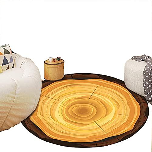 Alfombra Anual De La Alfombra Antideslizante De La Alfombra 3D Alfombras 3D Alfombrillas De Oficina Para La Sala De Estar Para La Sala De Estar De La Silla De La Mesa De La Sala. ( Size : 100cm )