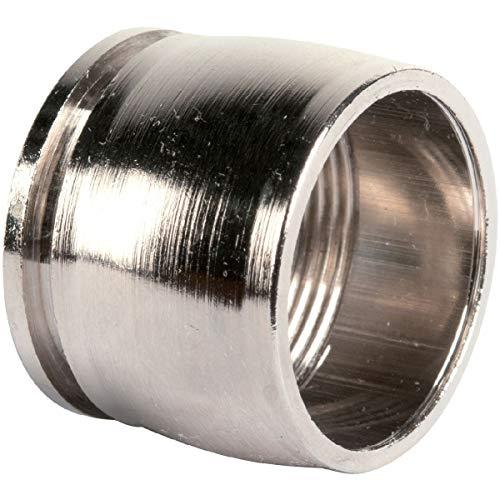 Piton d'embrasure - tube rond - Ø 25 mm - Duval
