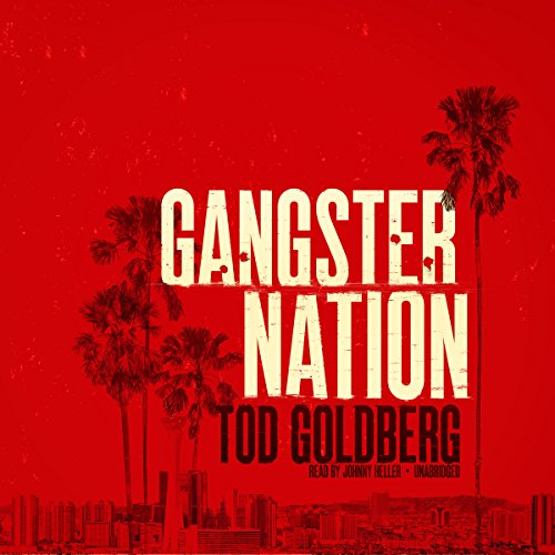 Gangster Nation audiobook cover art