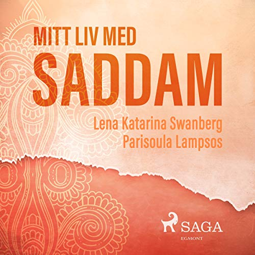 Mitt liv med Saddam audiobook cover art