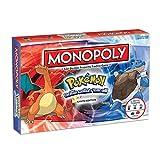 ZZXX Monopoly Pokemon Juego de Mesa Card Game, Pokemon Monopoly Family Game Juego de Mesa de Estrategia para Adultos y Adolescentes y Juego de Mesa de Fiesta y Juego de Fiesta