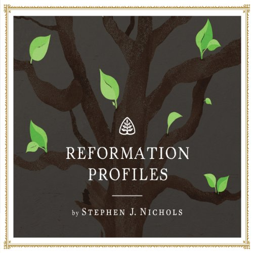 Reformation Profiles audiobook cover art