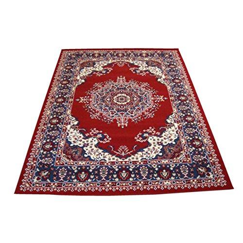 WEBTAPPETI.IT Tappeto Orientale Tappeto Classico Persian 4480-ROSSO X22 cm.140x200