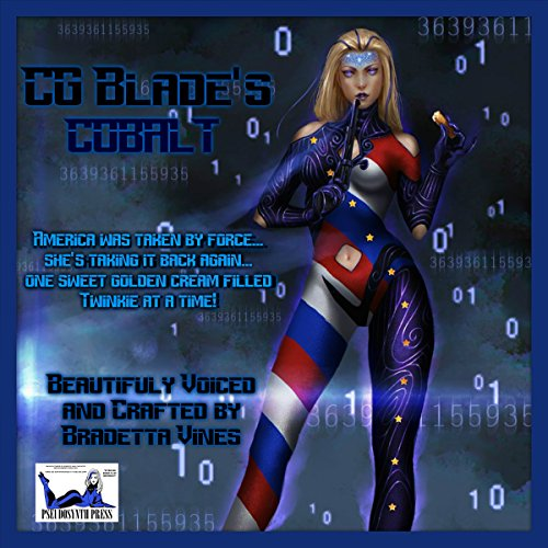 Cobalt audiobook cover art