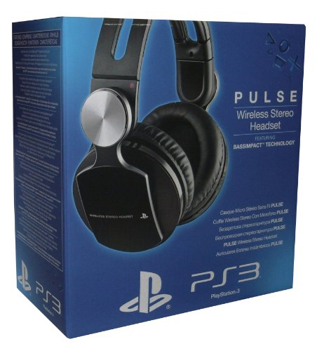 PS3 - PULSE Wireless Stereo-Headset Elite-Edition