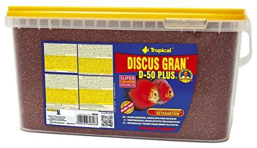 Tropical Discus Gran D-50 Plus, 1er Pack (1 x 5 l)
