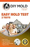 DIY Mold Test, Mold Test Kit for Home (2 tests). Lab Analysis and Expert Consultation included