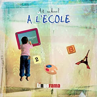 My First French Lessons audiobook cover art