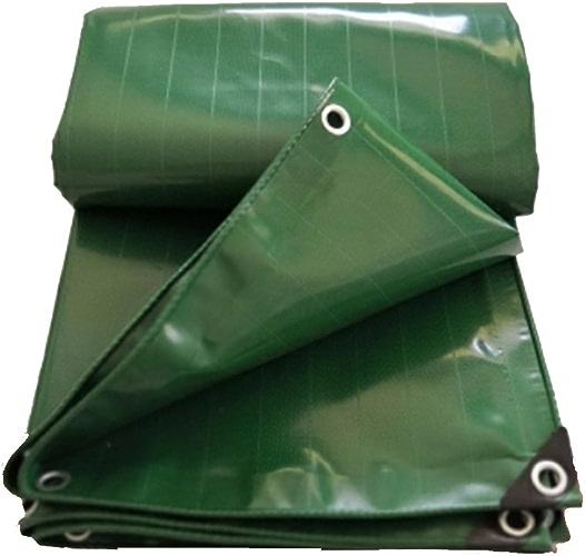 DNSJB Bache en Plein air bache de Tapis de Tente (Couleur   vert, Taille   6  7m)