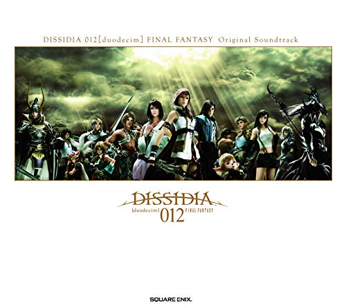 DISSIDIA 012[duodecim] FINAL FANTASY Original Soundtrack
