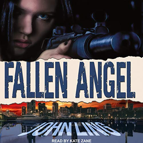 Fallen Angel: A Raines and Shaw audiobook cover art