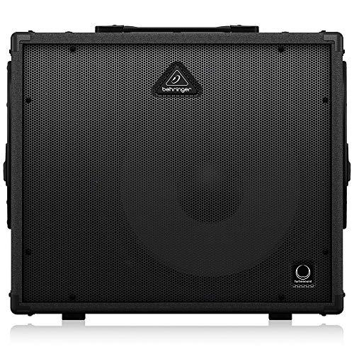 BEHRINGER Keyboard Amplifier, Black (KXD15)