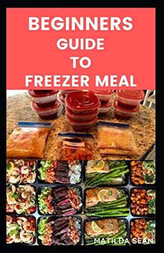 BEGINNERS GUIDE TO FREEZER MEALS: Step-by-steps guide on how to preserve your food