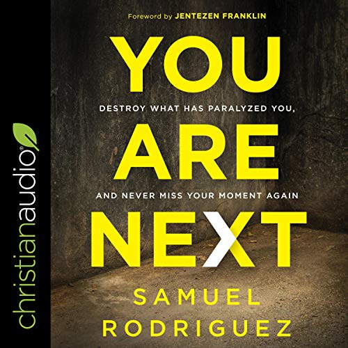 Page de couverture de You Are Next