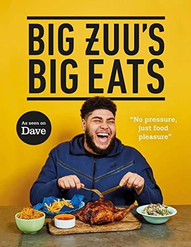 Big Zuu's Big Eats: Delicious home cooking with West African and Middle Eastern vibes