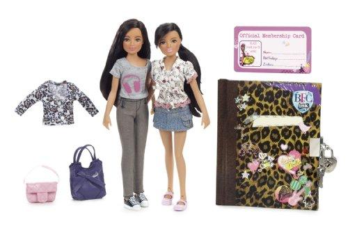 Best Friends Club Ink. Dollpack Twins - Aleisha/Noelle