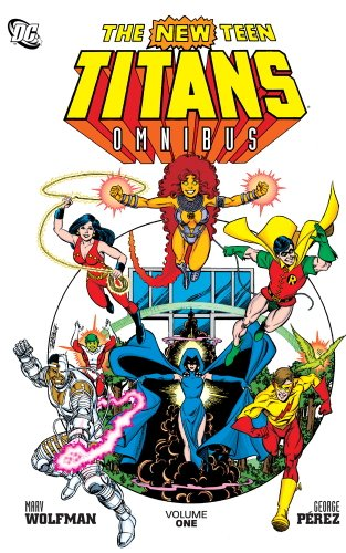 New Teen Titans Omnibus HC Vol 01