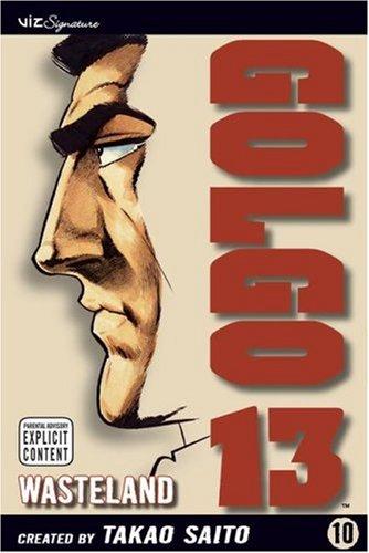 Golgo 13, Vol. 10 (Volume 10)