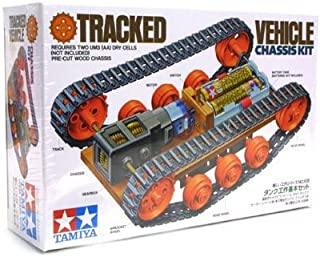 Best tamiya 70108 tracked vehicle chassis kit Reviews