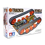 Tamiya America, Inc Tracked Vehicle Chassis Kit, TAM70108