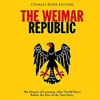 The Weimar Republic cover art