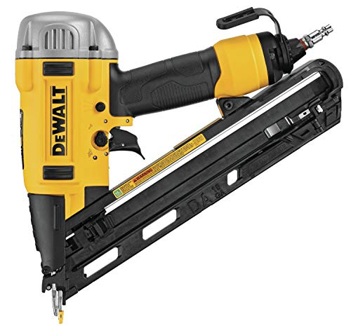 New DeWalt DWFP72155 15 Gauge Precision Point DA Style Angle Finish Nailer
