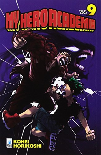 My Hero Academia (Vol. 9)