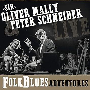Folk Blues Adventures