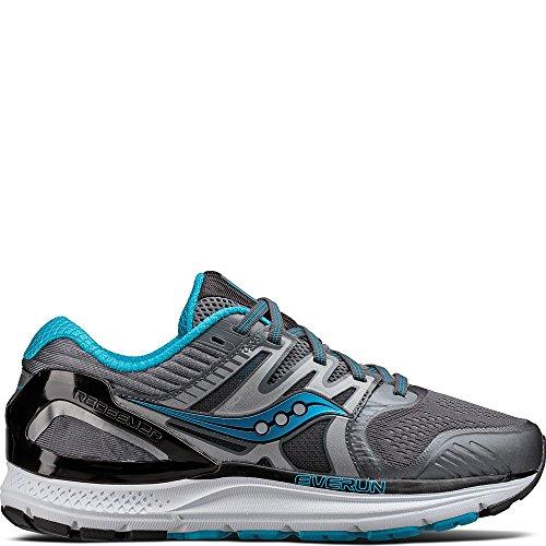 Saucony Women's Redeemer ISO 2 Running Shoe, Grey Blue, 6 Medium US