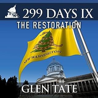 299 Days IX: The Restoration audiobook cover art