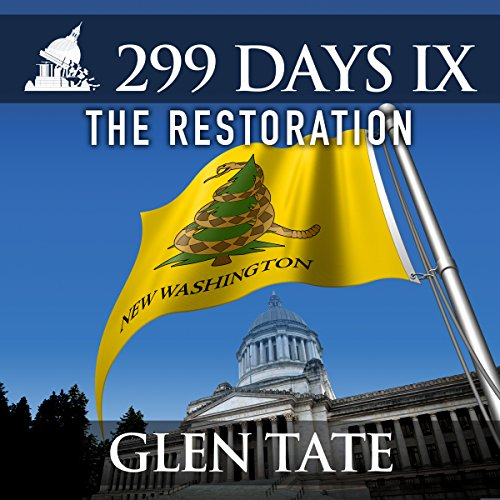 299 Days IX: The Restoration audiobook cover art