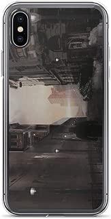 iPhone 7 Plus/8 Plus Case Anti-Scratch Motion Picture Transparent Cases Cover Lone Survivor Apocalypse Action Movies Video Film Crystal Clear