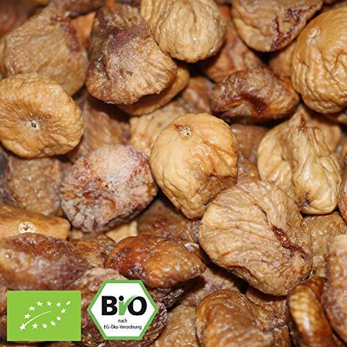 15,89€ (15,89€ pro 1kg) 1000g Bio Feigen getrocknet aus der Türkei | 1 kg | ohne Stil | sonnenverwöhnte Bergfeigen | Premium | ungeschwefelt & ungezuckert | getrocknete Feigen | STAYUNG DE-ÖKO-070