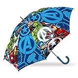 2656 マーベル アベンジャーズ 子供用 傘 直径72cm 親骨サイズ42cm Marvel Avengers umbrella [並行輸入品]
