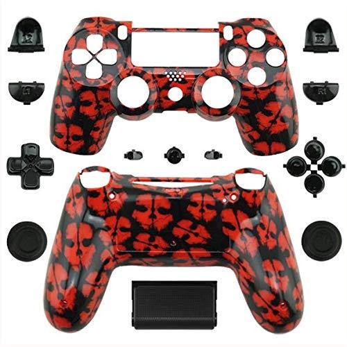 Carcasa especial personalizada completa con botones para mando inalámbrico Sony Playstation 4...