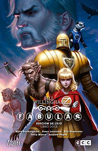 Fábulas Edición de lujo 12 (Fábules: Edición de lujo)