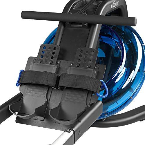 Maxxus Oxford AXR Wasser Rudergerät Pedale
