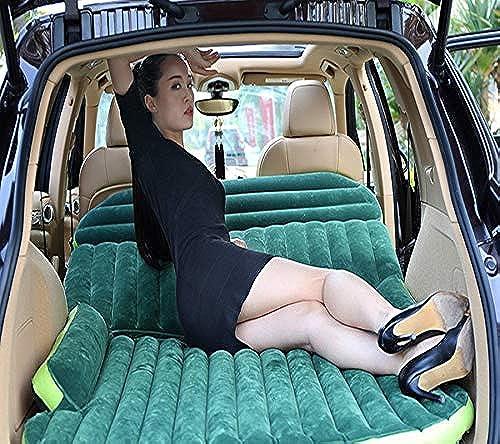 XIAPENGSUV Universel arrière Compartiment Voiture Voyage Gonflable Matelas Hors Route véhicule lit Voiture lit