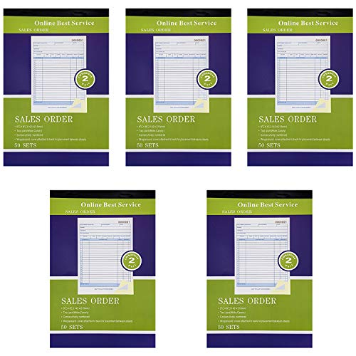 Best contractor invoice book for 2021