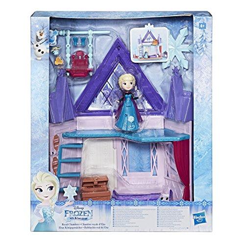 Hasbro Disney ijskoningin E0094EU4 Little Kingdom Elsas koningskader, speelset
