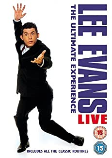 Lee Evans - The Ultimate Experience: Live