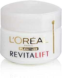 L'Oreal Paris Revitalift Plenitude Hydrating Eye Anti Wrinkle and Extra Firming Cream with Advanced Pro-Retinol and Fibrel...