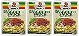Lawry's Original Spaghetti Sauce Mix 3 pack