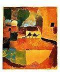 1art1 Paul Klee - Due Dromedari Ed Un Asino Poster