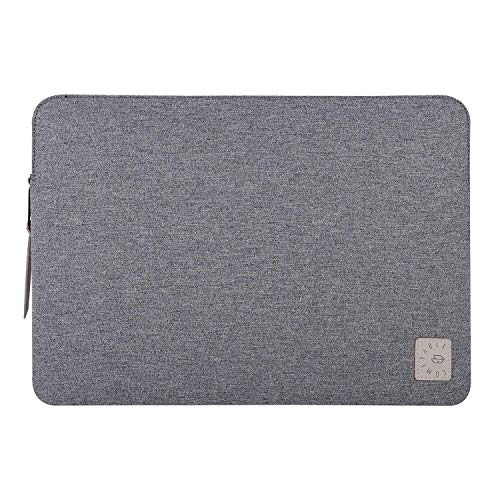 Comfyable 13 Inch Laptop Sleeve for 2019 MacBook Pro & MacBook Air (New Model) - Zero Movement + Water-Repellent + No Scratches by Zipper