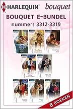 Bouquet e-bundel nummers 3312 - 3319 (8-in-1)