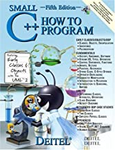 Small C++ How to Program (5th Edition)