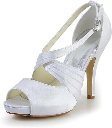 Jia Jia Wedding 37050 chaussures de de mariée mariage Escarpins pour femme  marques de créateurs bon marché