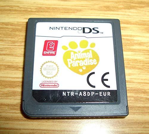 Animal Paradise (Nintendo DS) [import anglais]